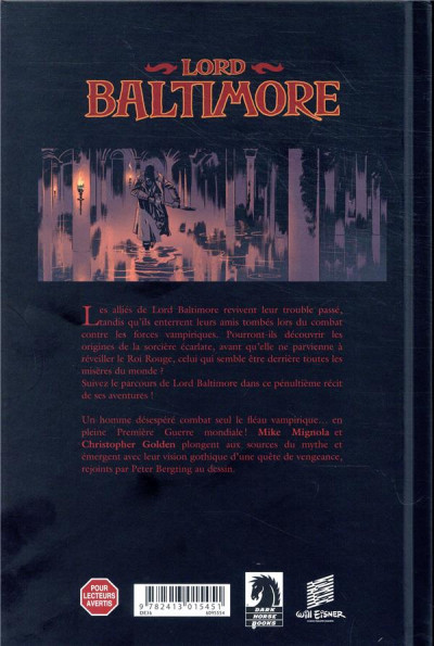 Dos Lord Baltimore tome 7