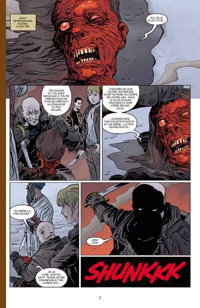 Page 7 Lord Baltimore tome 7