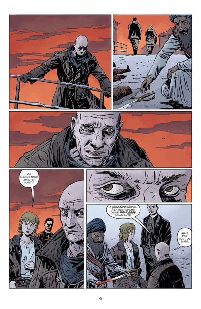 Page 9 Lord Baltimore tome 7