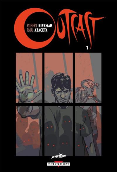 Couverture Outcast tome 7
