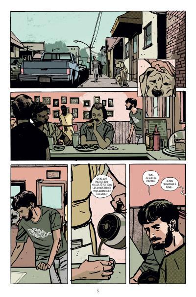 Page 1 Outcast tome 7