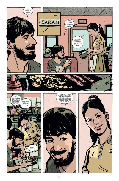Page 2 Outcast tome 7