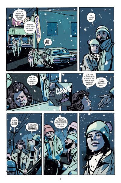 Page 3 Outcast tome 7