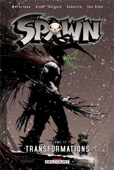 Couverture Spawn tome 17
