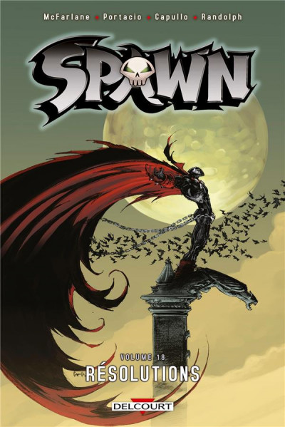 Couverture Spawn tome 18