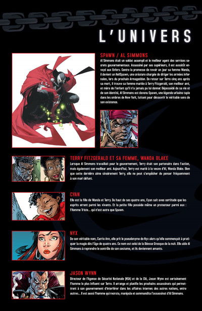 Page 4 Spawn tome 18