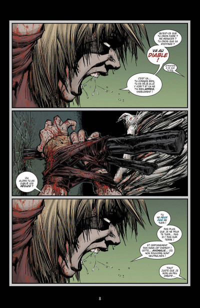Page 8 Spawn tome 18