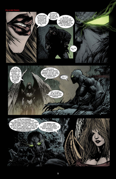 Page 9 Spawn tome 18