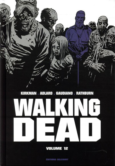 Couverture Walking dead - prestige tome 12