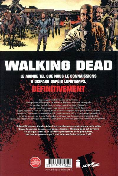 Dos Walking dead tome 31