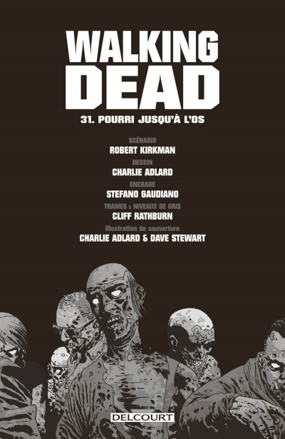Page 3 Walking dead tome 31