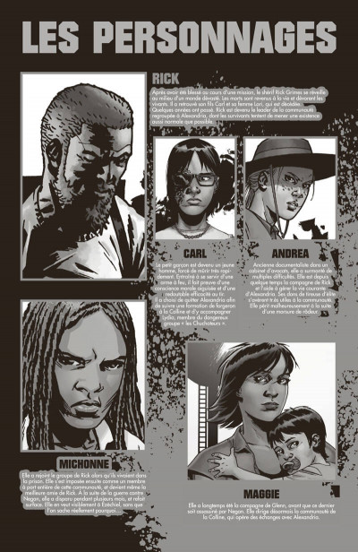 Page 4 Walking dead tome 31