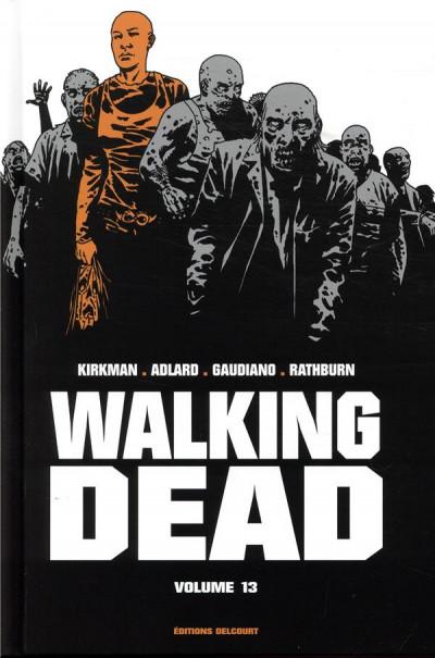 Couverture Walking dead - prestige tome 13