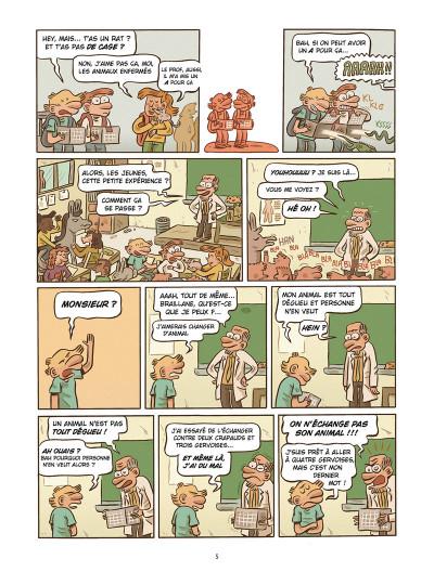 Page 3 On n'est pas du bétail