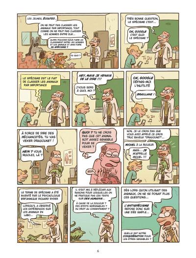 Page 4 On n'est pas du bétail
