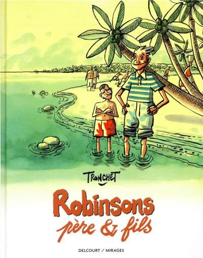 Couverture Robinsons, père & fils