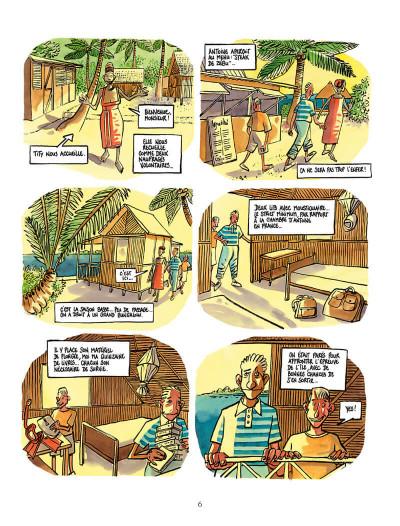 Page 6 Robinsons, père & fils