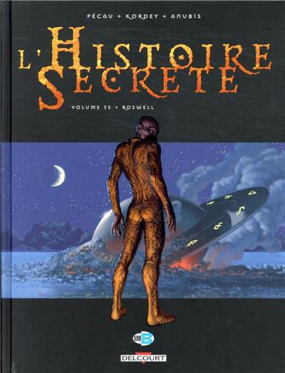 Couverture L'histoire secrète tome 35