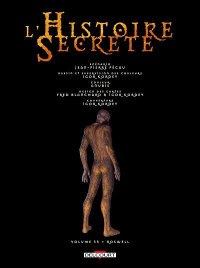 Page 1 L'histoire secrète tome 35