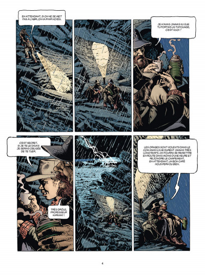 Page 2 L'histoire secrète tome 35