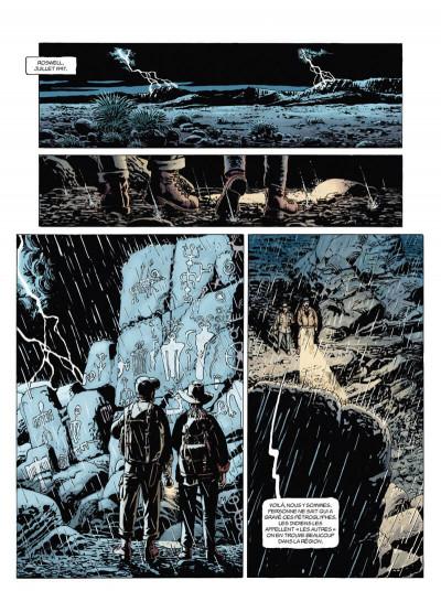 Page 3 L'histoire secrète tome 35