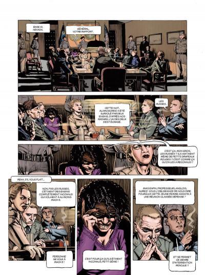 Page 8 L'histoire secrète tome 35