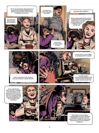 Page 9 L'histoire secrète tome 35
