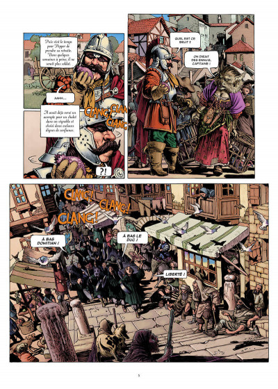Page 5 Colt & pepper tome 1