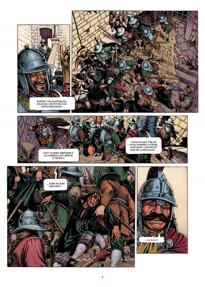 Page 8 Colt & pepper tome 1