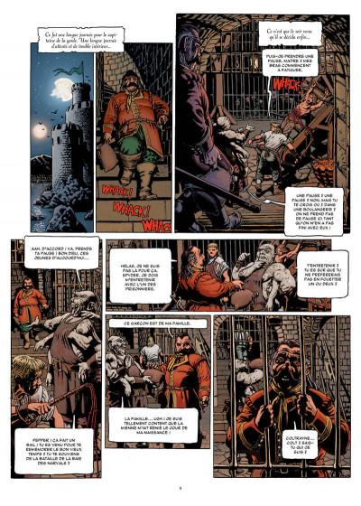 Page 9 Colt & pepper tome 1