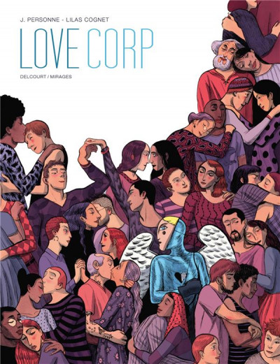 Couverture Love corp