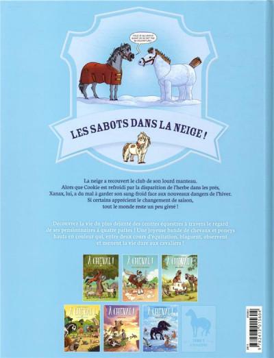 Dos À cheval ! tome 6