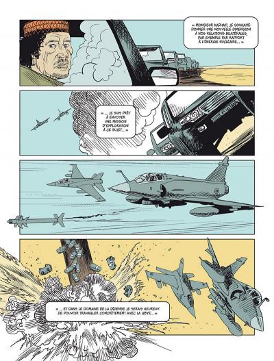 Page 2 Sarkozy - Kadhafi - Des billets et des bombes