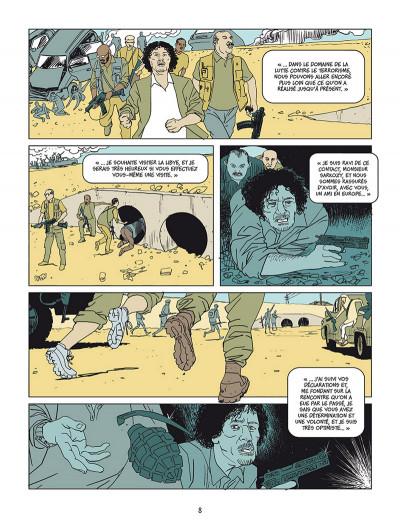 Page 3 Sarkozy - Kadhafi - Des billets et des bombes