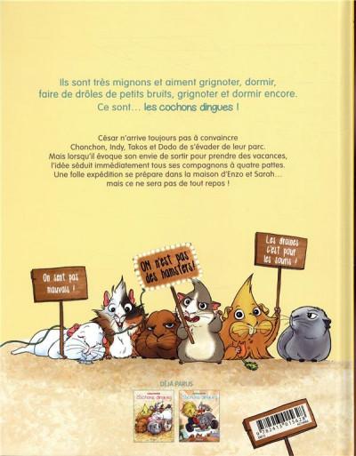 Dos Les cochons dingues tome 2