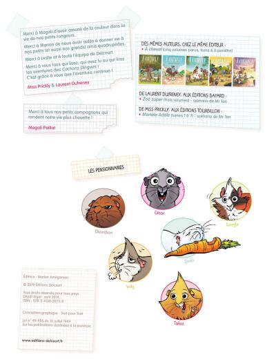 Page 4 Les cochons dingues tome 2