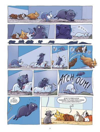 Page 5 Les cochons dingues tome 2