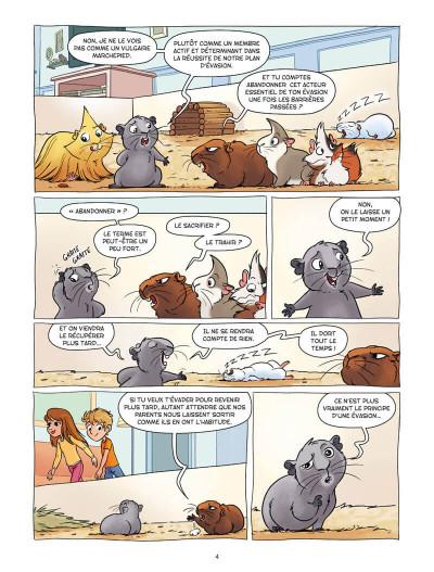 Page 6 Les cochons dingues tome 2