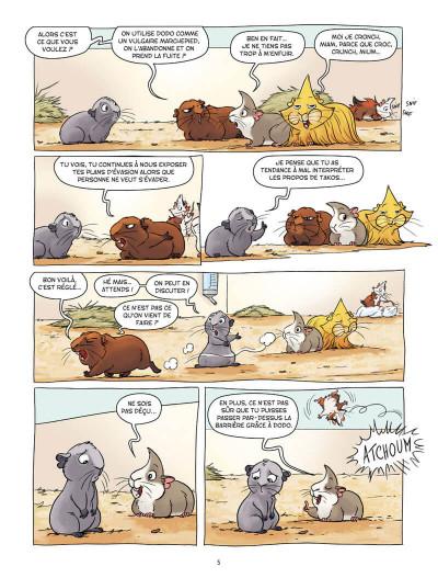 Page 7 Les cochons dingues tome 2