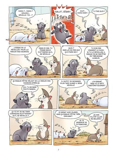 Page 9 Les cochons dingues tome 2