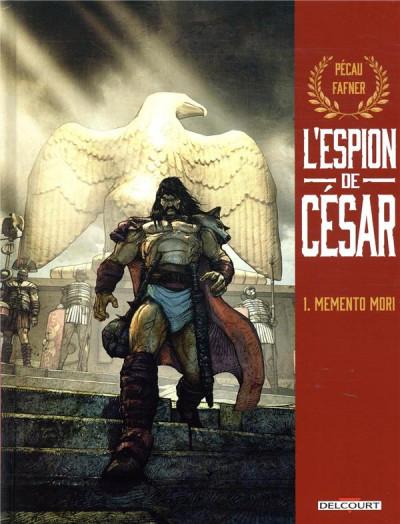 Couverture L'espion de César tome 1
