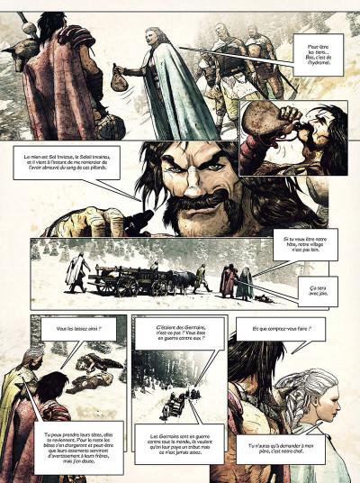 Page 7 L'espion de César tome 1