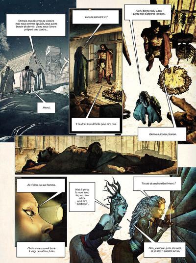 Page 8 L'espion de César tome 1