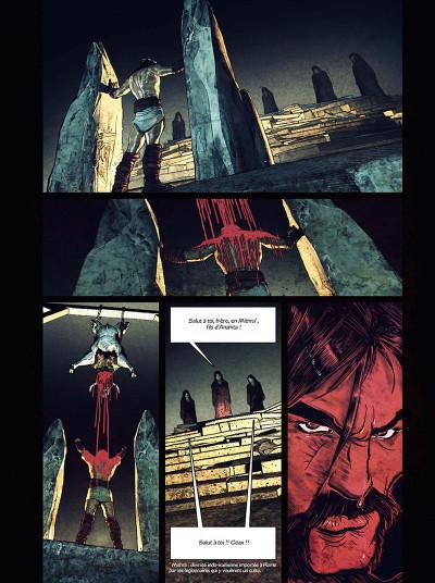 Page 9 L'espion de César tome 1