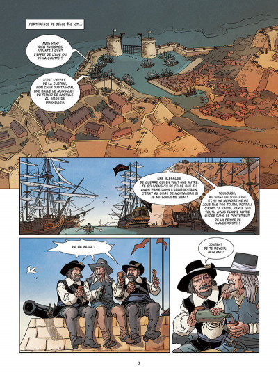 Page 3 Jour J tome 40