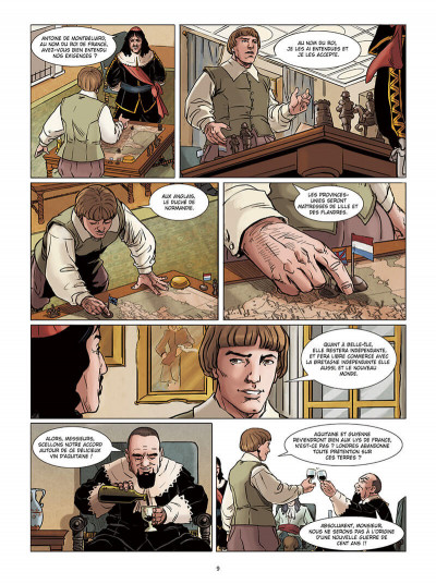 Page 9 Jour J tome 40
