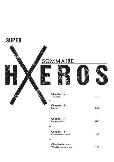 Page 6 Super HxEros tome 4