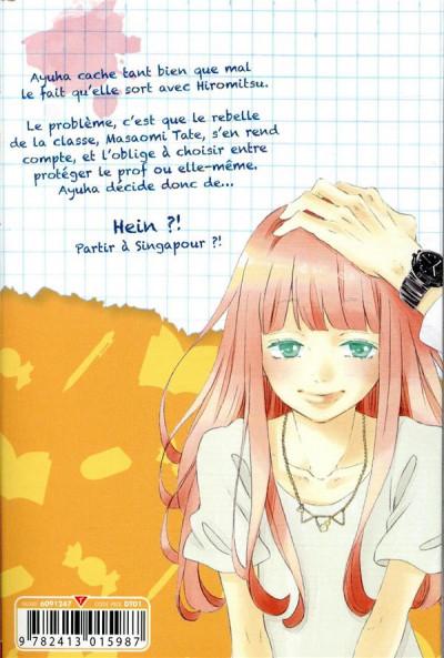 Dos My teacher, my love tome 5