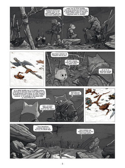 Page 1 Solo - chemins tracés tome 1