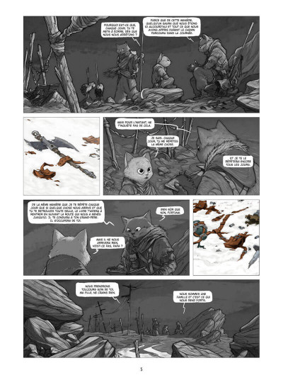 Page 5 Solo - chemins tracés tome 1